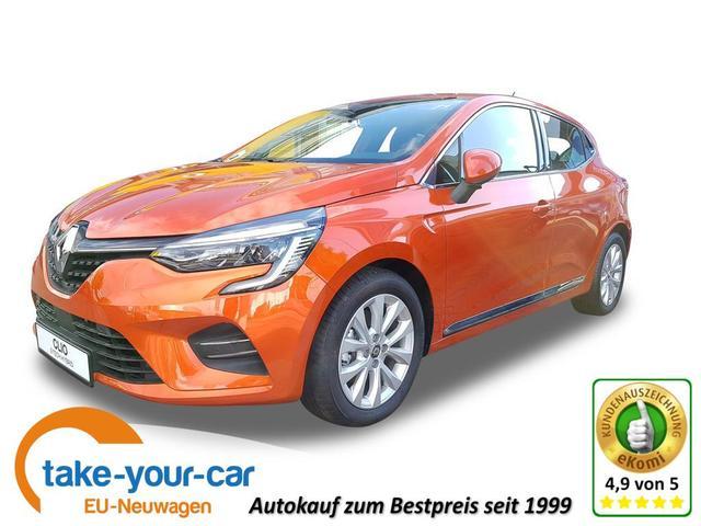 Renault Clio - Intens LED/SHZ/DAB/16