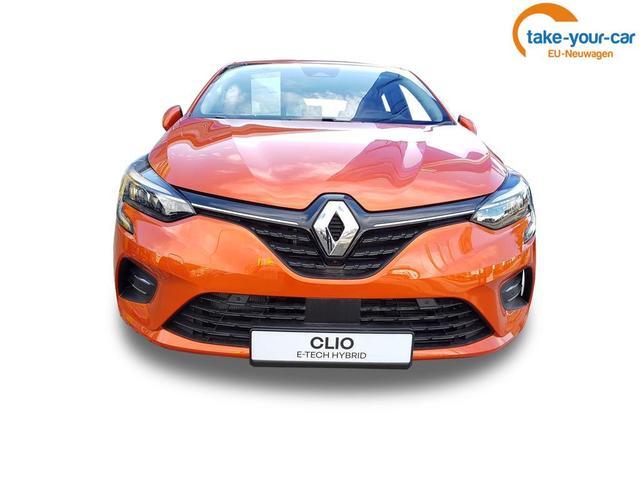 Renault / Clio / EU-Neuwagen / Reimport