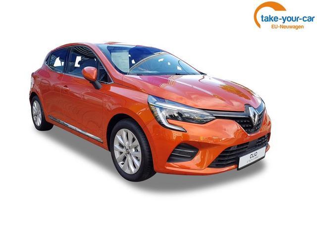 Renault Clio - Zen SHZ LED Klima Spurhalteassistent DAB  Bestellfahrzeug