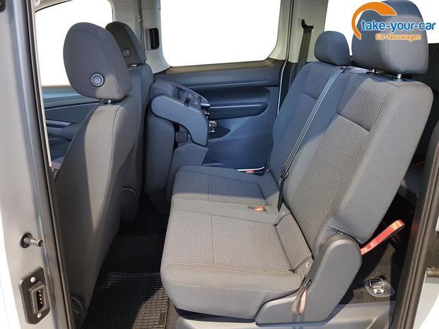 VW / Caddy Maxi / EU-Neuwagen / Reimport
