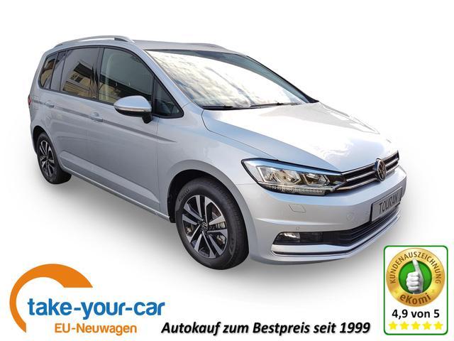 VW / Touran / EU-Neuwagen / Reimport