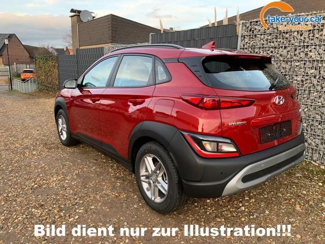 Hyundai KONA Elektro 204PS 64KWh Batterie MJ21 Navi/Krell Leder