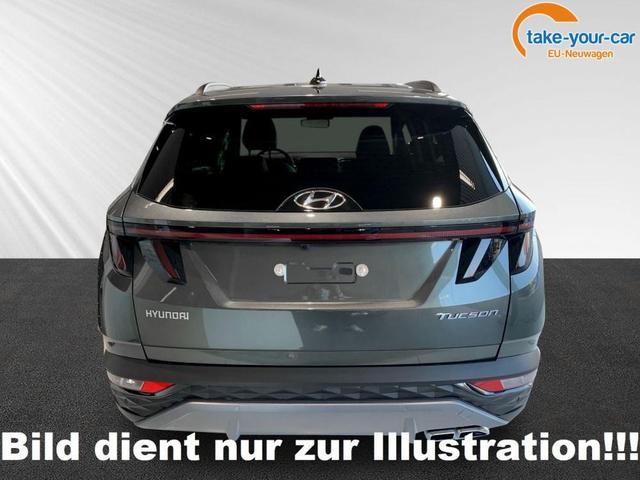 Hyundai Tucson 1.6 T 7AT 48V MJ21 Leder el.Sitze P.Dach LED Navi