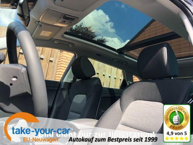 Hyundai Tucson - 1.6 D 7AT 4WD FL P.Dach Leder/e.Sitze LED Navi Vorlauffahrzeug