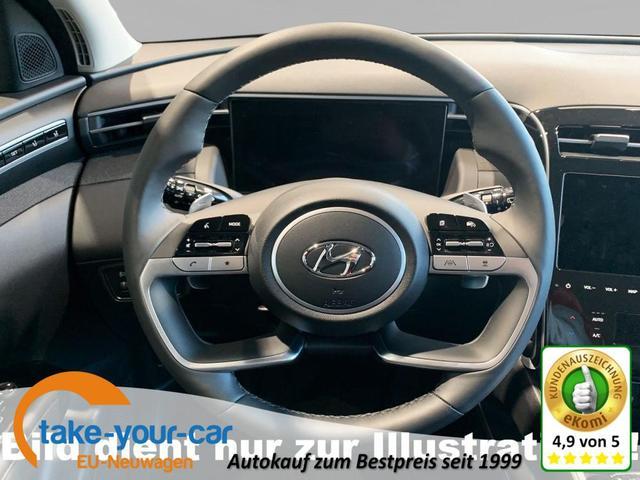Hyundai Tucson - 1.6 T MJ21 Navi Klimaaut S.Key S.Hzg Alu18 Vorlauffahrzeug