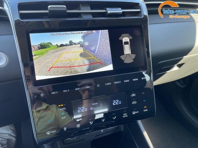 Hyundai TUCSON 1.6 DCT 48V Navi Keyless SHZ ALU18
