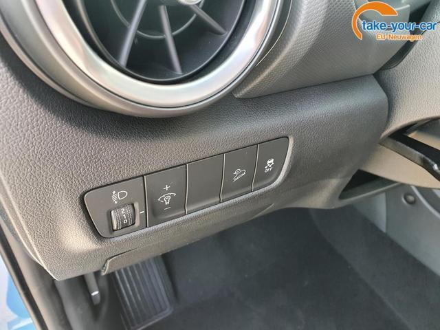 "Hyundai KONA ""Edition PLUS"" 1.0 T-GDI (Benziner) ; 88KW/120PS AUTOMATIKGETRIEBE Klima , Einparkhilfe Sitzheizung 16-Zoll-Leichtmetallräder Radio mit 8""-Display und Apple-CarPlay/Android Auto Kamera"