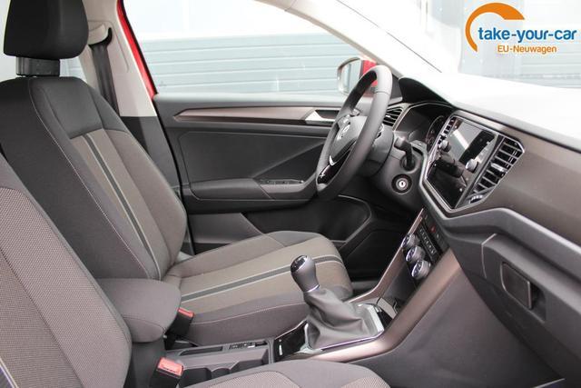 Volkswagen T-Roc 1.5 TSI 150 PS Comfortline-Front Assistent-PDC Vu.H-Climatronic-MFL-SHZG-Bluetooth-Sofort