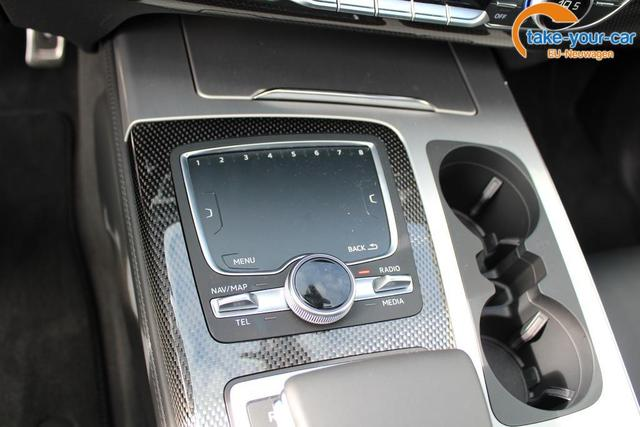 Audi SQ7 4.0 TDI 435 PS quattro tiptronic-Garantie 4 Jahre-LED-Leder-Panoramadach-Keyless-Kamera u.v.m.-TOP Sofort