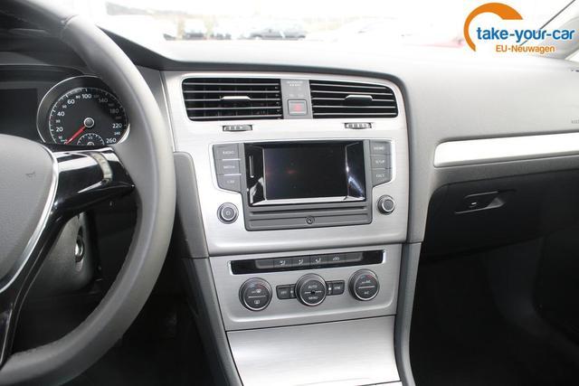Volkswagen Golf Variant 1.6 TDI 110 PS BlueMotion-Climatronic-Comfort Edition-Sofort