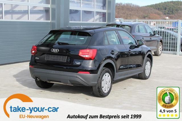 Audi Q2 - 1.0 TFSI 116 PS-Klimaanlage-4 Jahre Garantie-MMI-SHZG-Sofort Vorlauffahrzeug
