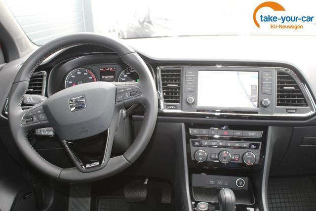 Seat Ateca 1.4 TSI 150 PS DSG Xcellence-ACC-el.Heckklappe-LED-Navi-Sportkit-Sofort