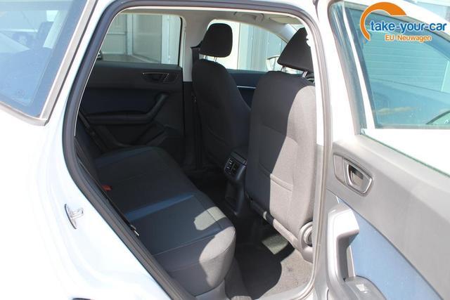 """Seat Ateca 1.5 TSI 150 PS-Rückfahrkamera-LED-SHZ-17""""Alu-Tempomat-Sofort"""