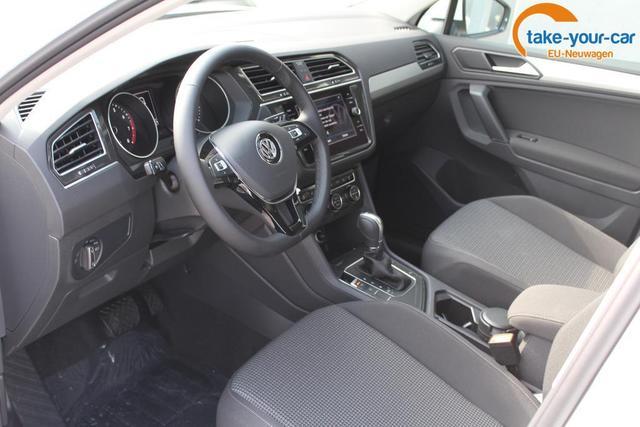 Volkswagen Tiguan 1.5 TSI DSG 150 PS-AppConnect-SHZ-2xPDC-NSW-Climatronic-Spurhalte-Sofort