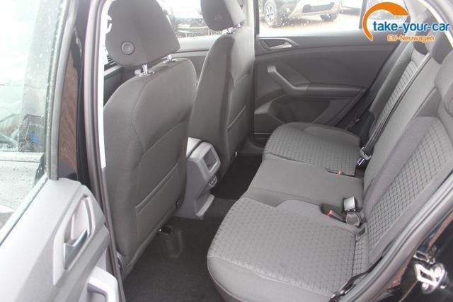 Volkswagen T-Cross 1.0 TSI 95 PS Life-Klimaanlage-Front Assistent-Spurhalteassistent-SHZG-ProAktiver Insassenschutz-TOP Aktion Sofort