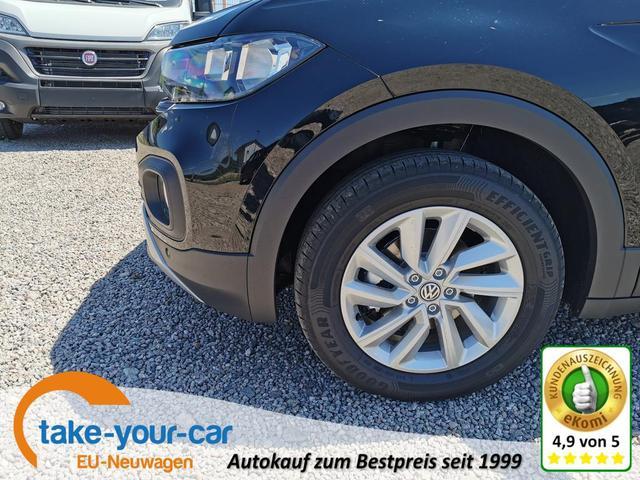Volkswagen T-Cross - Life 1.0 TSI 95 PS-4JahreGarantie-DAB-AppConnect-2xPDC-SHZ-FrontAssist-Sofort Vorlauffahrzeug