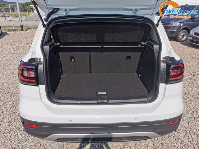 "Volkswagen T-Cross Life 1.0 TSI 116 PS DSG-AppConnect-SHZ-2xPDC-FrontAssist-16""Alu-DAB-Sofort"