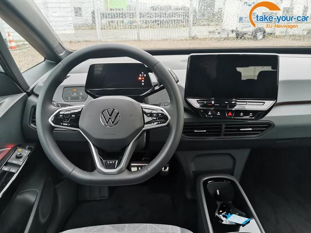 "Volkswagen ID.3 1st Edition 204 PS-Navi-ACC-SHZ-18""Alu-2xPDC-LED-AppConnect-CCS-Sofort"
