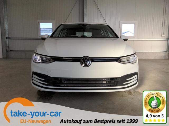 Volkswagen Golf - Life 1.5 TSI 130 PS-AppConnect-SHZ-2xPDC-LED-Climatronic-Sofort Vorlauffahrzeug