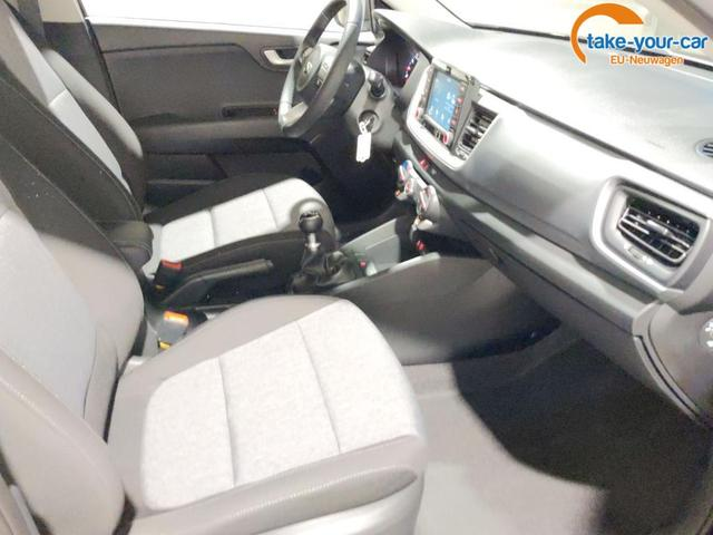 Kia / Stonic / Braun /  /  / 1.25 CVVT 84 PS Comfort-Klima-Bluetooth-MFL-Radio-TOP Aktion Sofort