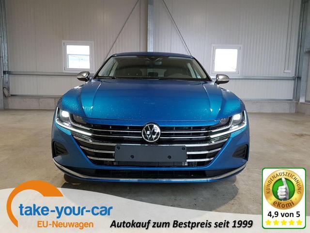Volkswagen / Arteon Shooting Brake / Blau /  /  /