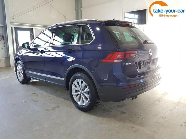 Volkswagen / Tiguan / Blau /  /  /