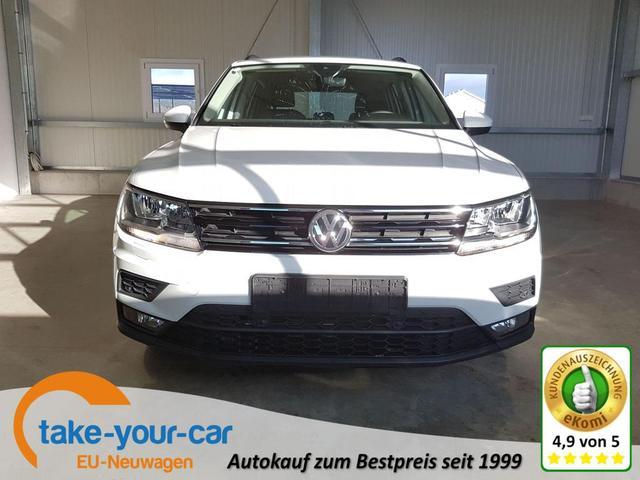 Volkswagen Tiguan - 1.5 TSI DSG 150 PS-AppConnect-SHZ-2xPDC-NSW-Climatronic-Spurhalte-Sofort Vorlauffahrzeug