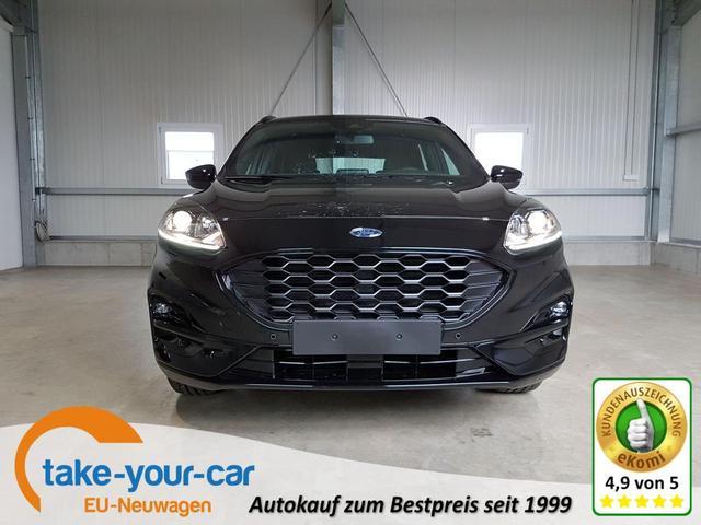 Ford Kuga - ST-Line 1.5 EcoBoost 150 PS-Navi-SHZ-el.Heckklappe-18