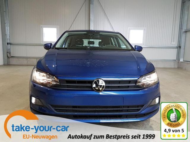 Volkswagen Polo - Trendline 1.0 MPI EVO 80 PS-3JahreGarantie-FrontAssist-DAB-Bluetooth-Klima-Sofort Vorlauffahrzeug