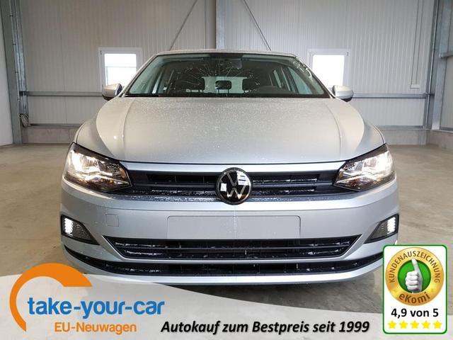 Volkswagen / POLO / Silber /  /  /