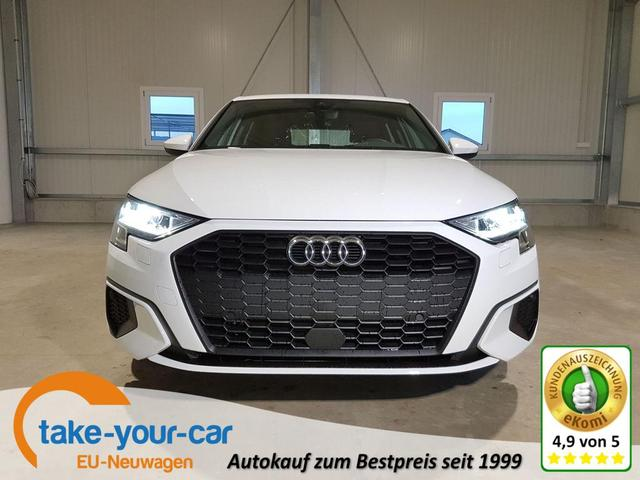 Audi A3 Sportback - 35 TFSI 150 PS-neuesModel-4JahreGarantie-AndroidAuto-AppleCarPlay-DAB-SHZ-PDC-LED-Sofort Vorlauffahrzeug