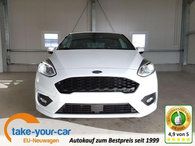 Ford Fiesta - ST-Line 1.0 EcoBoost 95 PS-Navi-PDC-SHZ-LED-17