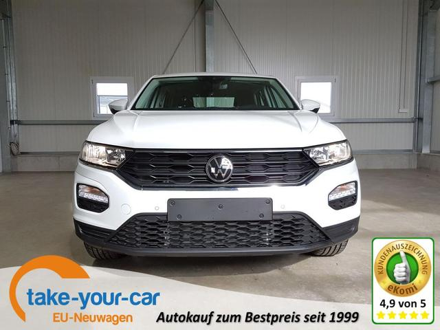 Volkswagen T-Roc - 1.0 TSI 110PS-MJ2021-3JahreGarantie-Navivorbereitung-DAB-SHZ-2xPDC-16