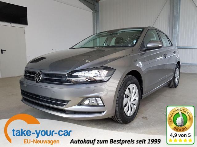 Volkswagen Polo - Comfortline 1.0 TSI 95PS-Licht-u. Regensensor-DAB-Bluetooth-SHZ-2xPDC-Sofort Vorlauffahrzeug