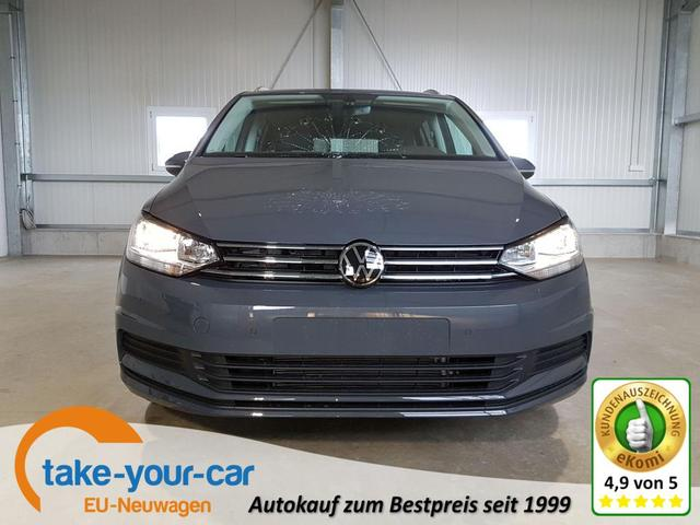 Volkswagen Touran - Comfortline 1.5 TSI 150PS DSG-AppConnect-2xPDC-4xSHZ-ACC-Sofort Vorlauffahrzeug