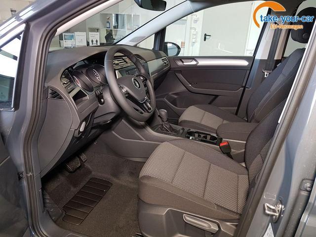 Volkswagen / Touran / Grau /  /  /