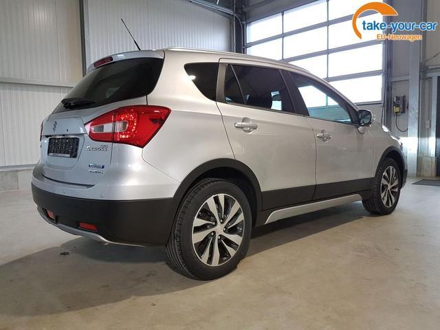 Suzuki / SX4 S-Cross / Silber /  /  /