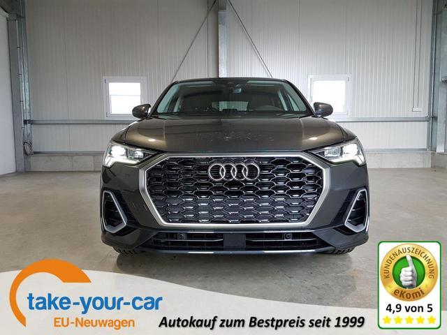 Audi Q3 Sportback - S-Line 35 TFSI 150 PS-NaviMMIPlus-VollLED-Kamera-18