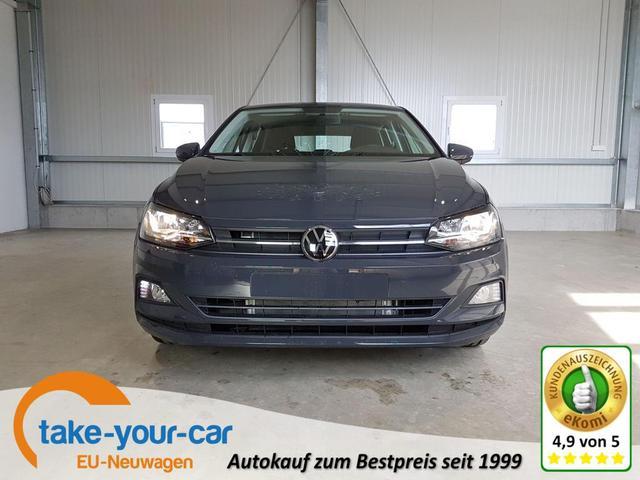Volkswagen Polo - Comfortline Maraton 1.0 TSI 95 PS-5JahreGarantie-AppConnect-2xPDC-Klima-15