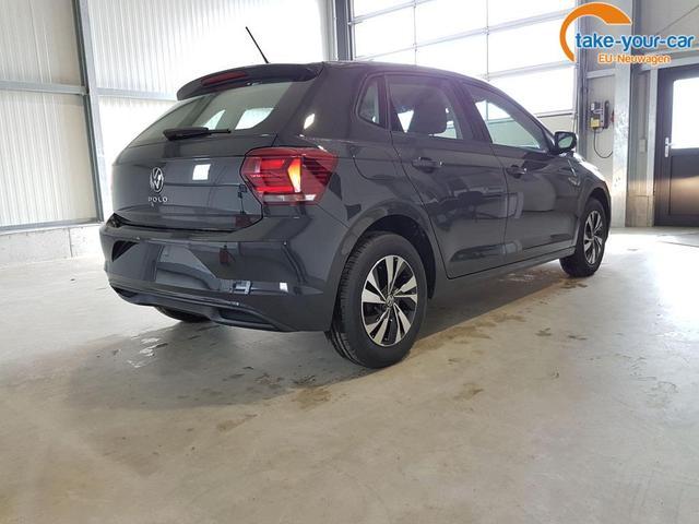 Volkswagen / POLO / Grau /  /  /