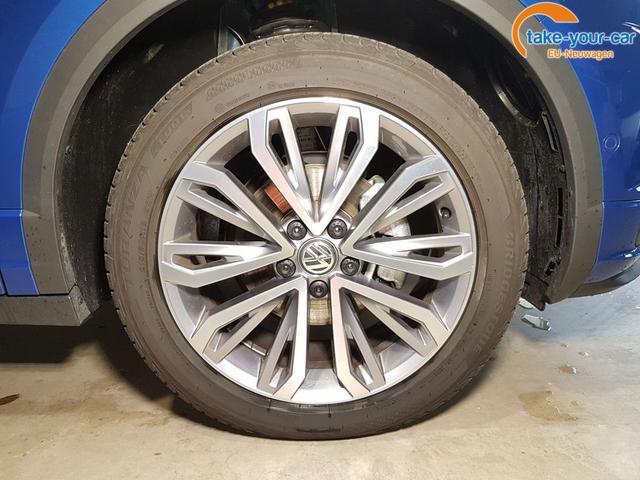 Volkswagen / T-Roc Cabriolet / Blau /  /  /