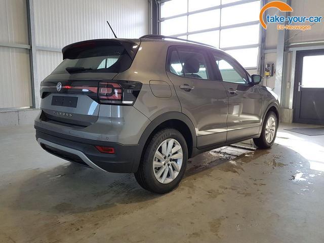 Volkswagen / T-Cross / Grau /  /  /
