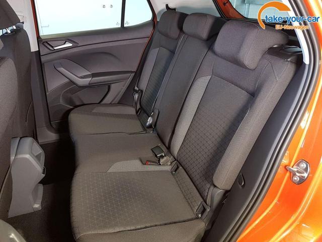 Volkswagen / T-Cross / Orange /  /  /