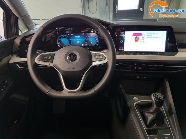 Volkswagen / Golf Variant / Grau /  /  /