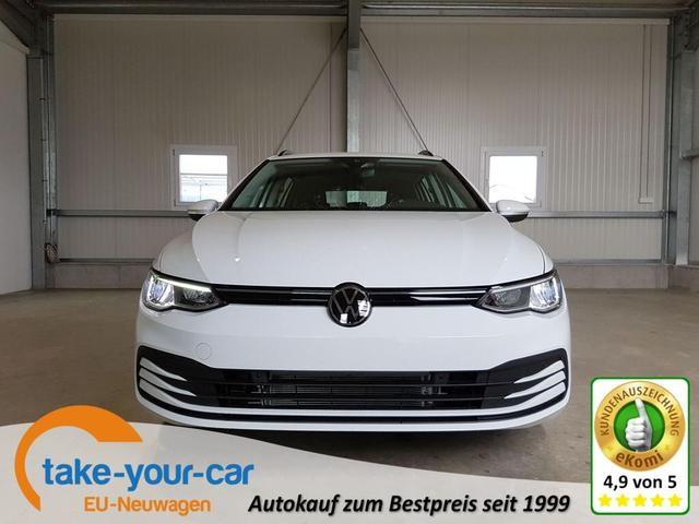 Volkswagen Golf Variant - Life 1.5 TSI 130 PS-3JahreGarantie-Navi-ACC-SHZ-2xPDC-AppConnect-16