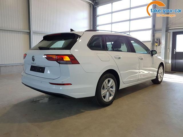 Volkswagen / Golf Variant / Weiß /  /  /