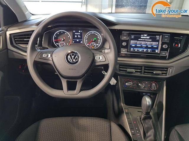 Volkswagen / POLO / Weiß /  /  /