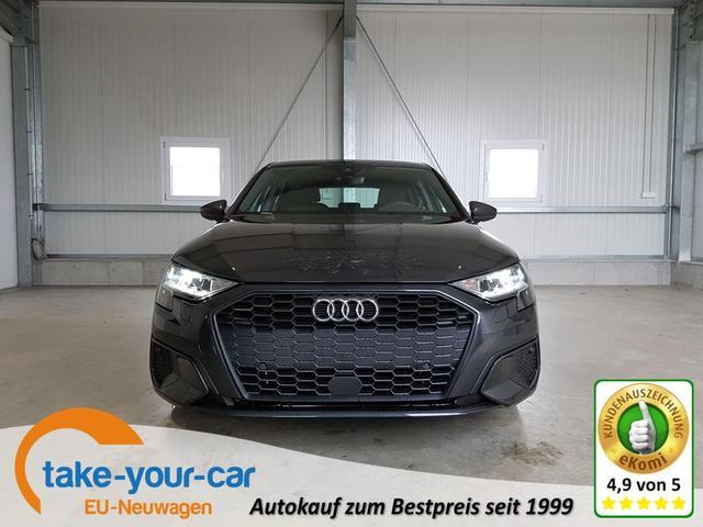Audi A3 Sportback - 35 TFSI 150 PS-neuesModel-4JahreGarantie-SmartphoneInterface-SHZ-PDC-LED-Sofort Vorlauffahrzeug