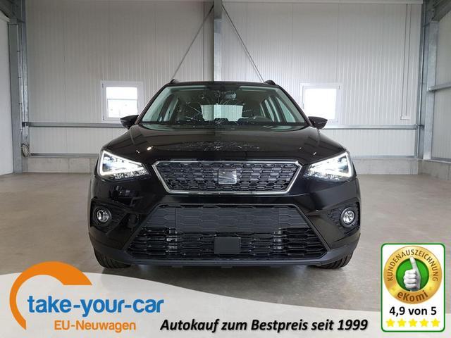 Seat Arona - Style 1.0 TSI 110 PS DSG-FullLink-DAB-PDC-SHZ-Climatronic-Tempomat-16