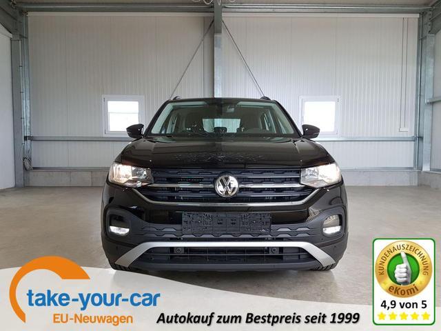 Volkswagen T-Cross - 1.0 TSI 95 PS Life-Klimaanlage-Front Assistent-Spurhalteassistent-SHZG-ProAktiver Insassenschutz-TOP Aktion Sofort Vorlauffahrzeug